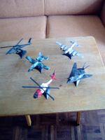 Coleção de 10 aviões 40€ foto 1