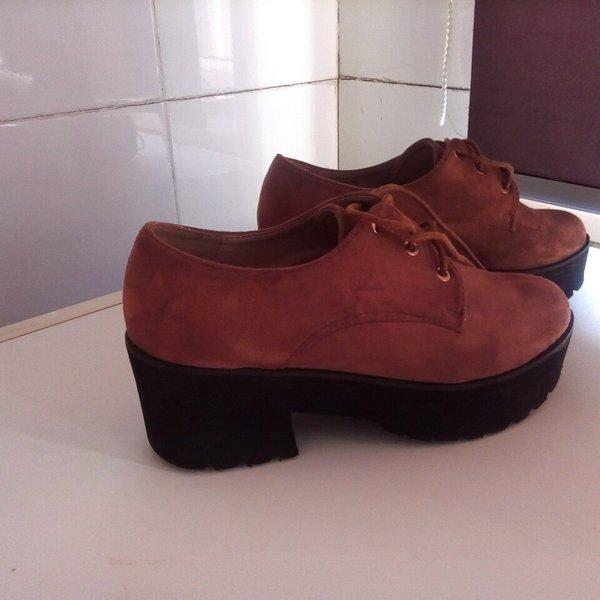 Sapatos usados 1vez foto 1