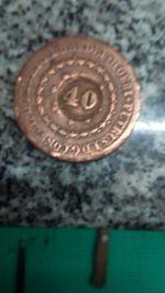 Venda moedas antigas foto 1