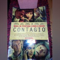"""Poster """"Contágio"""" foto 1"""