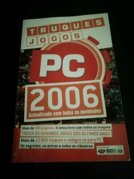 Livro truques jogos pc 2006 foto 1