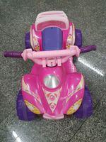 Triciclo a bateria para menina foto 1