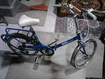 Bicicleta dobrável foto 1