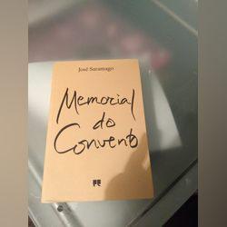 Livro memorial do convento foto 1