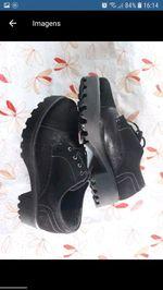 Sapatos chunky n35 foto 1