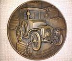 Medalha Tudor e Calhambeque foto 1