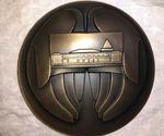 Medalha Museu de Fátima foto 1