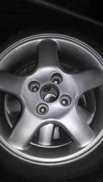 Jasntes com pneus 4/98 foto 1