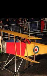 Carnaval avião foto 1