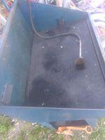 Bancada de lavar peças auto/motas foto 1