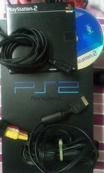 PS2 + 15 jogos + pistola para jogos foto 1