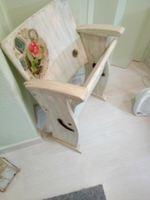 Cadeiras cinema antigas madeira foto 1