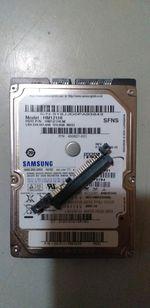 Disco para portatil 120 Gb com 8.000 horas de uso foto 1