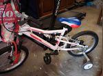 Bicicleta menino (até 7 anos) como nova foto 1