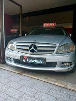 Mercedes classe C 220cdi avantgarde foto 1