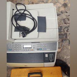Impressora a laser foto 1