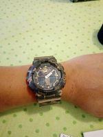 Relógio Casio g shock camuflado original foto 1