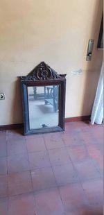 Espelho muito antigo foto 1