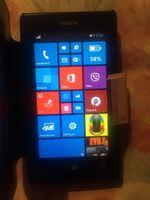 Nokia lumia 520 rede Vodafone foto 1