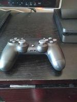 Comando PS4 preto foto 1