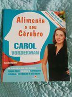 Livro - Alimente o seu cérebro - Carol Vorderman foto 1