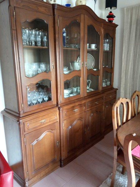 Vendo mobília sala e aparador entrada foto 1