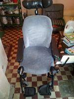 Cadeira de rodas foto 1