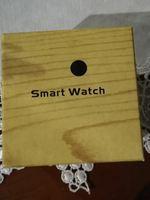 Smartwatch A1 preto novo Vendo ou troco foto 1