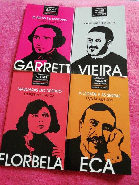 Clássicos da Literatura Portuguesa foto 1