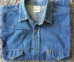 Camisa de ganga LEE foto 1