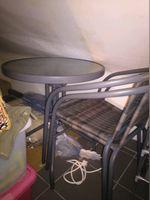 Mesa e duas cadeiras novas nunca usadas foto 1