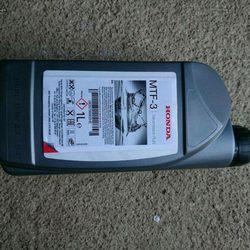 Óleo caixa original Honda foto 1
