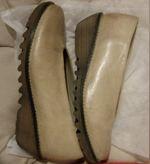 Sapatos cremes foto 1
