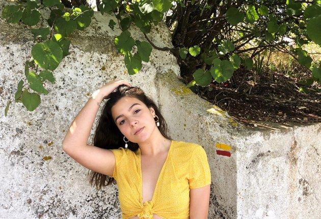 Top Amarelo foto 1