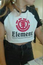 Top / T shirt element como nova foto 1