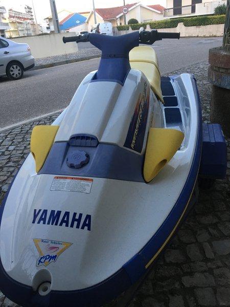 Yamaha Wave Raider 700 foto 1