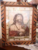 Quadro jesus foto 1