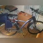 Vendo Bicicleta de passeio roda 28 preço negociáve foto 1