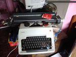 Máquina de escrever Olympia foto 1