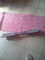 Vendo este skate de duas rodas por 50 ruros foto 1