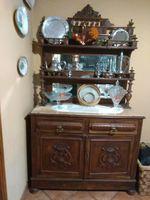 Vendo 2 móveis antigos, com mais de 100 anos. foto 1