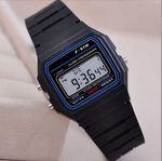 Relógio WR, digital foto 1