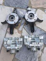 Mangas de eixo e bombas de travão PSA foto 1