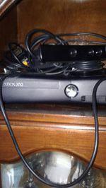 Xbox360 mais 5 jogos novos foto 1