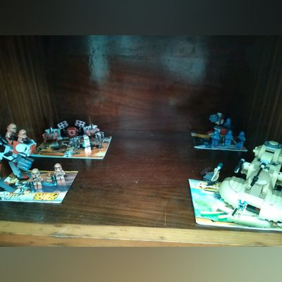 Legos de star wars (imitações da Lego) foto 1