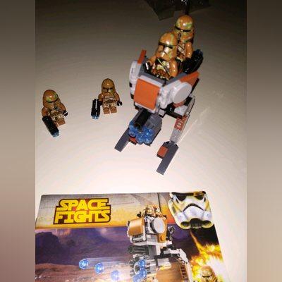 Legos de star wars (imitações da Lego) foto 5