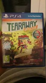 Jogo Tearaway PlayStation 4 / PS4 foto 1