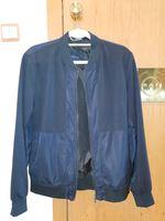Casaco azul Zara foto 1