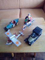 Coleção de 25 brinquedos em folha antigos 200€ foto 1