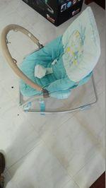 Cadeira baloiço criança foto 1